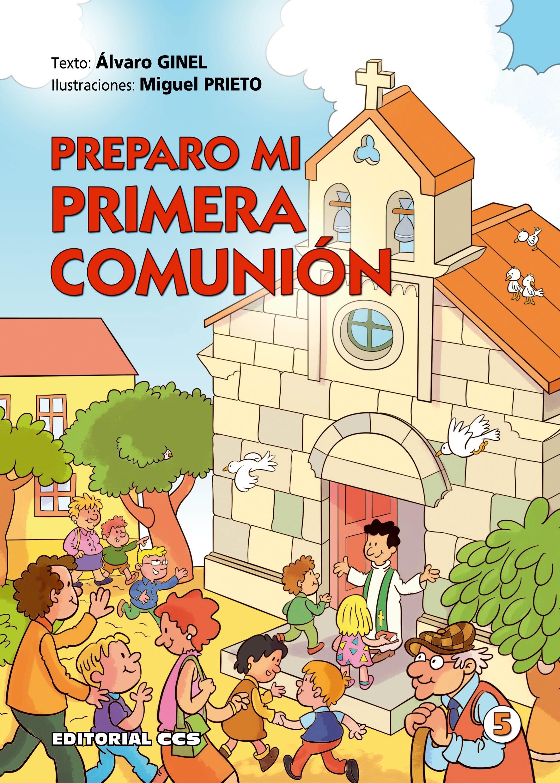 Editorial Ccs Libro Preparo Mi Primera Comunión